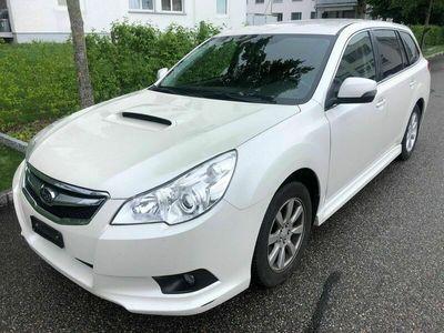 gebraucht Subaru Legacy 2.0D Advantage AWD