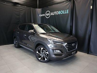 gebraucht Hyundai Tucson 2.0 CRDI Vertex Mild Hybrid 4WD Automatic