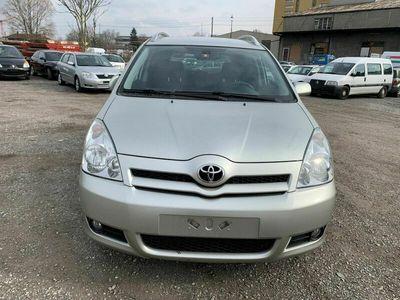 gebraucht Toyota Corolla Verso Corolla Verso 2.2 Diesel Jargang 12.2005 MFK 14.12.202.2 Diesel Jargang 12.2005 MFK 14.12.20