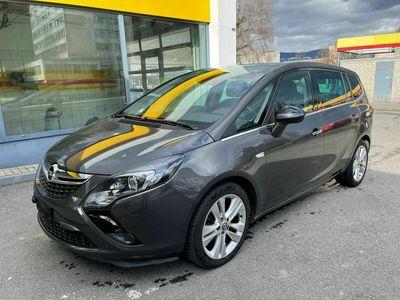 gebraucht Opel Zafira Tourer  1.4i 16V Turbo Cosmo Automatic