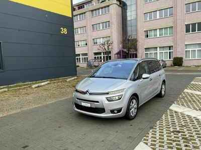 gebraucht Citroën Grand C4 Picasso 2.0 BlueHDi Exclusive Automatic