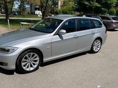 gebraucht BMW 318 3er d 2010 Ab MFK