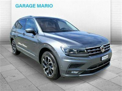 gebraucht VW Tiguan Allspace *7-Sitze* 2.0TSI Highline 4Motion DSG
