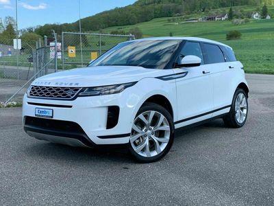 gebraucht Land Rover Range Rover evoque D 180 SE AT9