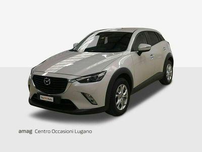 gebraucht Mazda CX-3 SKYACTIV-G 120 Ambition FWD
