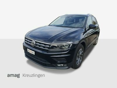 gebraucht VW Tiguan 2.0 TDI SCR Sound 4Motion DSG
