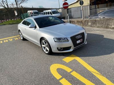 gebraucht Audi A5 Coupé 1.8 TFSI multitronic