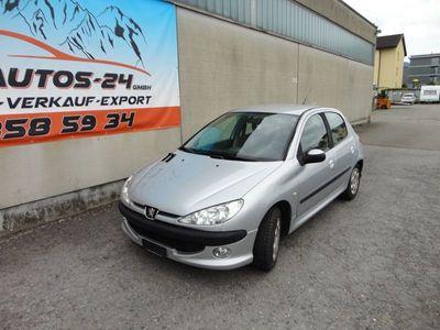 gebraucht Peugeot 206 1.4 Trendy