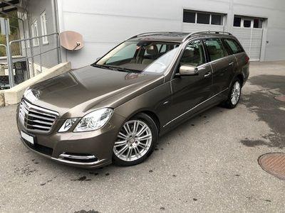 gebraucht Mercedes E350 CDI BlueEfficiency Elégance 4Matic 7G-Tr