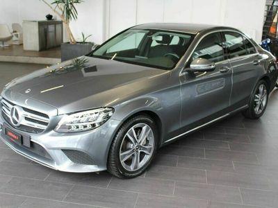 gebraucht Mercedes C220  C-CLASS W205d Avantgar