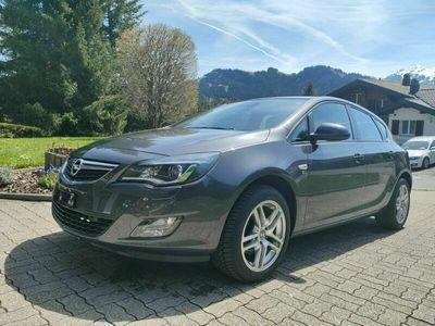 gebraucht Opel Astra 2.0 D