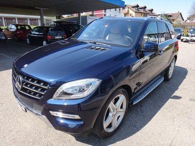 gebraucht Mercedes ML500 Executive 4Matic 7G-Tronic
