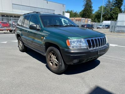 gebraucht Jeep Grand Cherokee 4.7 Limited Automatic