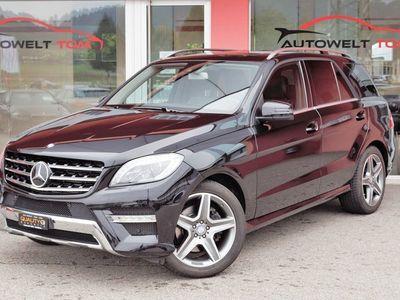 gebraucht Mercedes ML350 M-KlasseBlueTEC Executive *AMG Sport-Paket* 4Matic 7G-Tronic