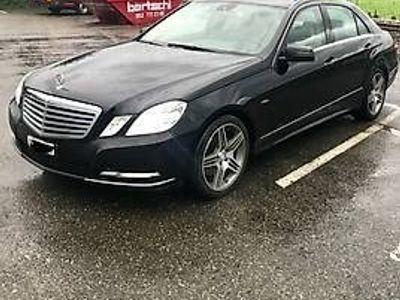 gebraucht Mercedes E350 top zustand