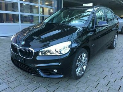gebraucht BMW 220 Active Tourer d xDrive Sport Line Steptronic