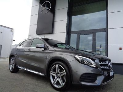 gebraucht Mercedes GLA220 GLA-KlasseAMG Line 4Matic 7G-DCT