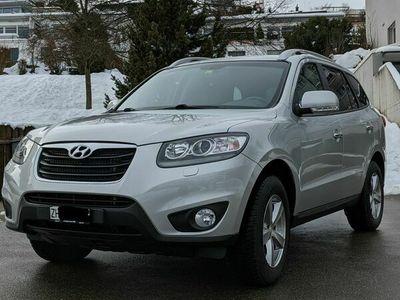 gebraucht Hyundai Santa Fe 2.2 CRDi 4WD SUV 7 seater for sale