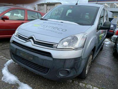 gebraucht Citroën Berlingo Berlingo1.6HDi L vertiefte Kab./Cab. approfondie