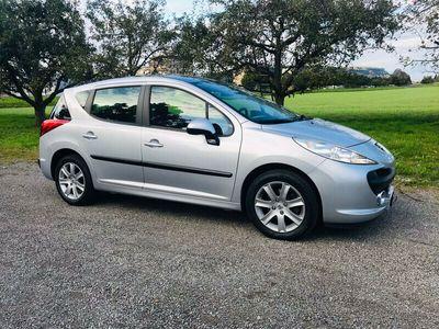 gebraucht Peugeot 207 Kombi 1.6 frisch ab MFK