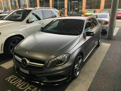 gebraucht Mercedes A45 AMG A-Klasse4Matic Speedshift 7G-DCT (Limousine)