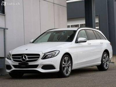 gebraucht Mercedes C250 BlueTEC Swiss Star 4Matic 9G-Tron