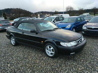 gebraucht Saab 9-3 Cabriolet 2.0i-16 LPT