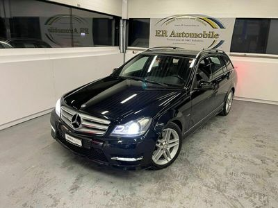 gebraucht Mercedes C300 C-KlasseCDI Avantgarde 4Matic 7G-Tronic