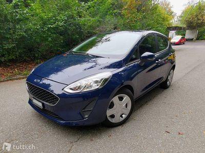 gebraucht Ford Fiesta 1.0 SCTi Vignale Black Automat - Stadtflitzer