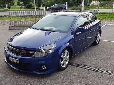 gebraucht Opel Astra GTC Astra H 20TRfrisch ab MFK (07.09.2020 )