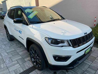 gebraucht Jeep Compass 1.3T S Hybrid Plug-in 4x4