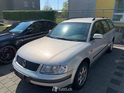 gebraucht VW Passat 1.8t ab MFK