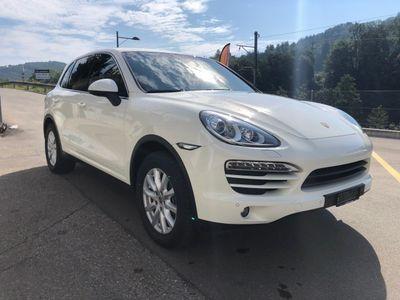 gebraucht Porsche Cayenne Tiptronic, Voll-Gar. bis. 9.2021