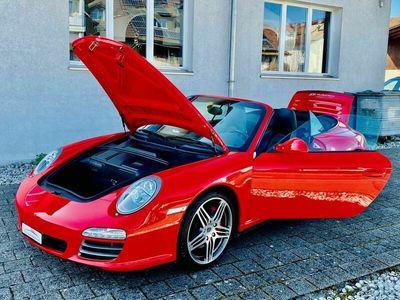gebraucht Porsche 911 Carrera 4S Cabriolet 911 Cabrio 911 Carrera 4S