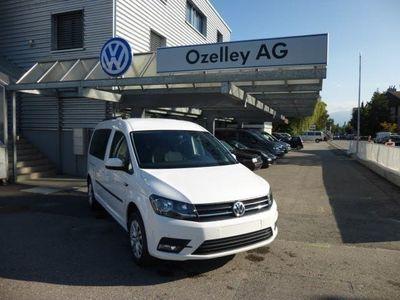gebraucht VW Caddy Maxi 1.4 TSI Liberty