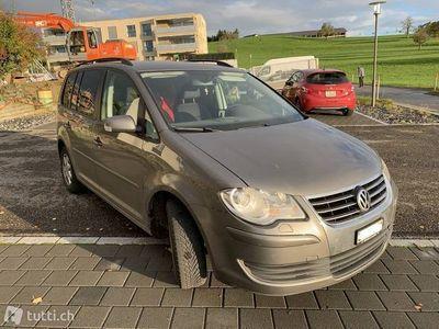 gebraucht VW Touran 2.0 TDi (140 PS, Automat, 7 Plätze, Sitzheizung)