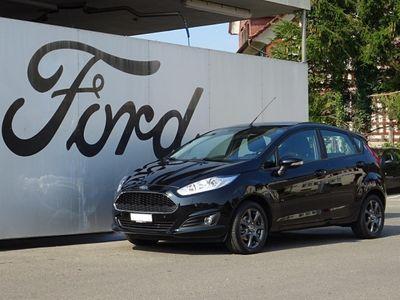 gebraucht Ford Fiesta 1.0 EcoB 100 SYNC