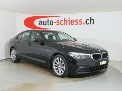 gebraucht BMW 520 5er i Sport Line Steptronic