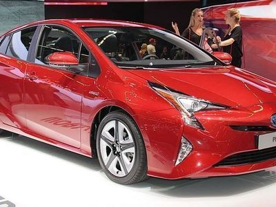 gebraucht Toyota Prius 1.8 VVTi HSD Comfort