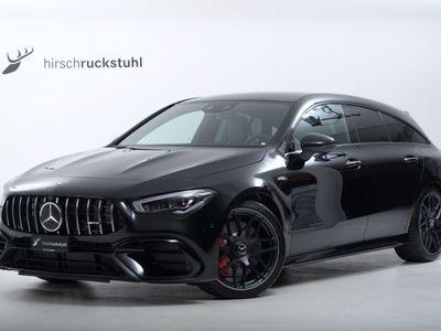 gebraucht Mercedes CLA45 AMG Shooting Brake S AMG 4Matic+ 8G-DCT