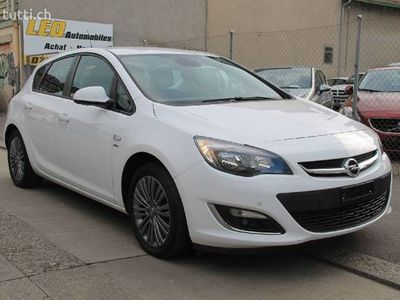 gebraucht Opel Astra 1.4i 16V Turbo Active Edition