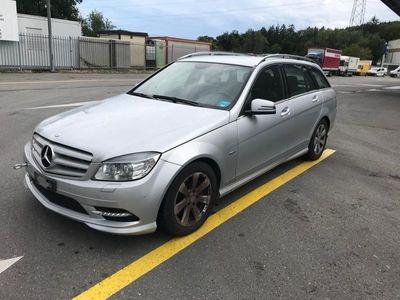 gebraucht Mercedes C250 CDI Blue Efficiency 4Matic 7G-Tronic
