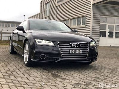gebraucht Audi A7 3.0 TDI Quattro S-Line (245 PS) Luftfahrw. Soundgen.