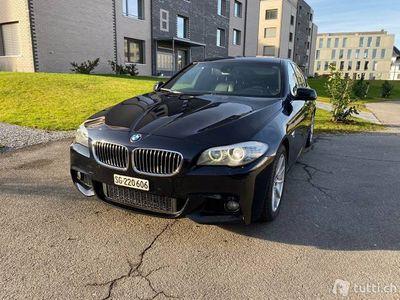 gebraucht BMW 528 i xdrive mit M-Paket