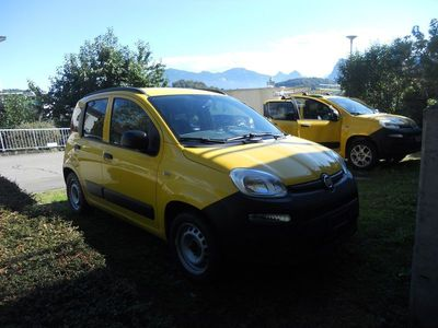 gebraucht Fiat Panda Van 1.2 Pop