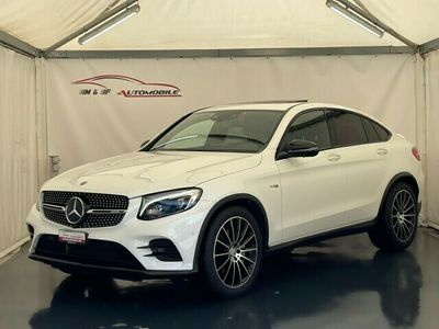 gebraucht Mercedes GLC43 AMG GLC-KlasseAMG 4m Coupé