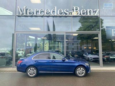 gebraucht Mercedes C200 4Matic Avantgarde 9G-Tronic