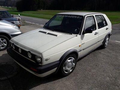 gebraucht VW Golf II GTi Originalzustand occ.