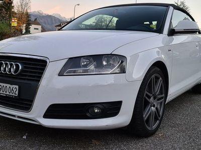 gebraucht Audi A3 Cabriolet 2.0 TDI