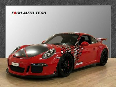 gebraucht Porsche 911 GT3 911 (991) Coupé 3.8PDK